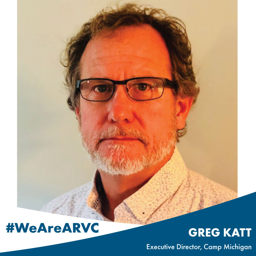 Greg Katt, ARVC Michigan